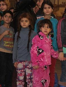 Дети из цыганских семей впервые посетили межнациональную елку в Самарской области