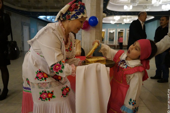 Диск с литургическими песнопениями на марийском языке представили в Йошкар-Оле