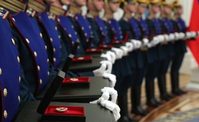 Путин вручил директору Кунсткамеры госпремию за сохранение наследия народов Арктики