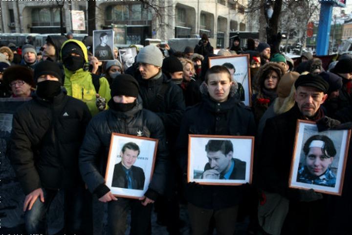 В Москве и Санкт-Петербурге пройдут шествия антифашистов