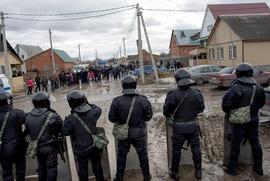 Путин: Цыгане должны иметь возможность получить жилье и образование