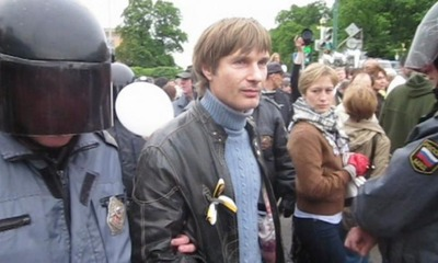 Срок ареста националиста Николая Бондарика продлили до 15 апреля