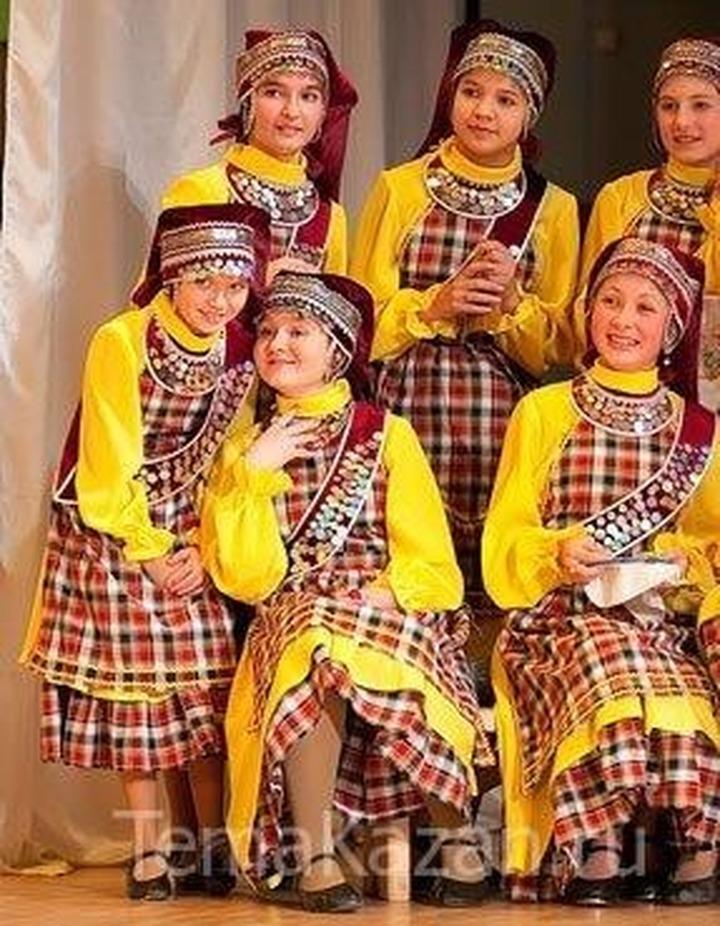Победителей фестиваля кряшенской песни наградили в Казани