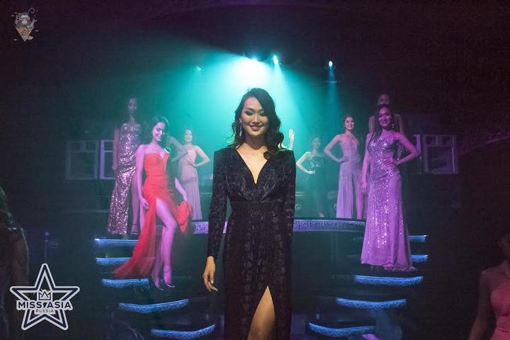 Конкурс национальных костюмов и блюд пройдет на Miss Asia Russia в Москве