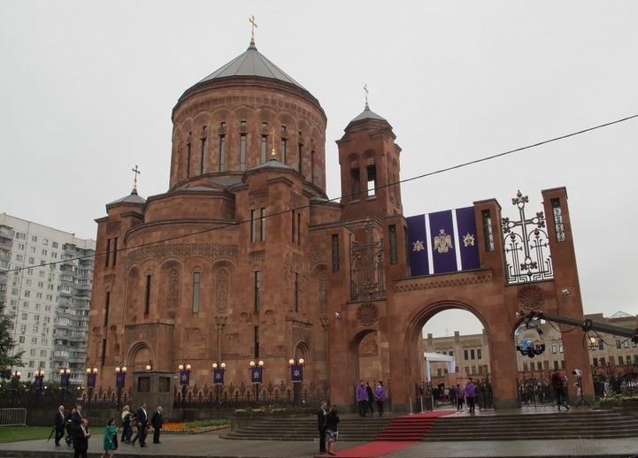 В Москве появится Музей армянской культуры