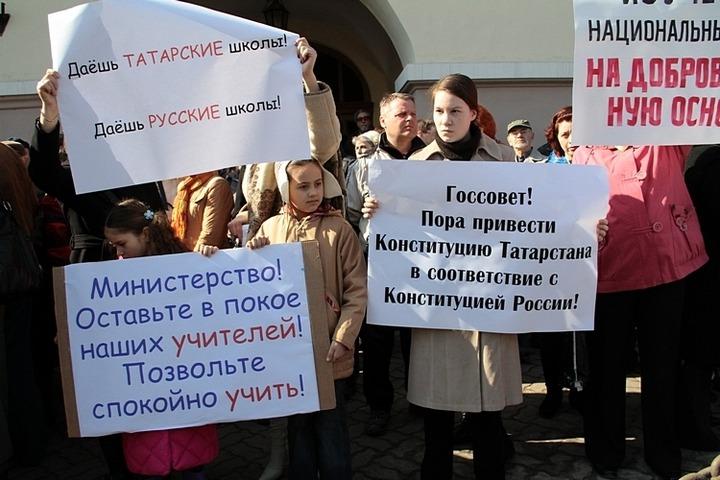 Крыму предложили перенять опыт Татарстана по изучению национальных языков