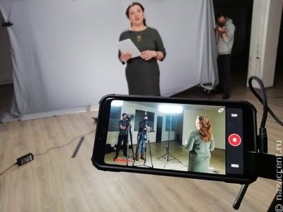 Начаты съемки проекта онлайн Школа межэтнической журналистики