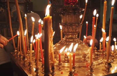Русская православная церковь допускает проведение пасхального богослужения по ТВ