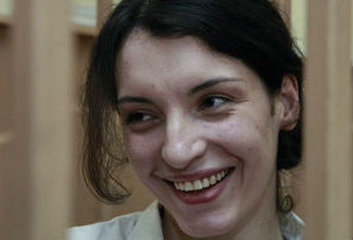 Осужденная Хасис назвала Горячева лидером и организатором БОРН