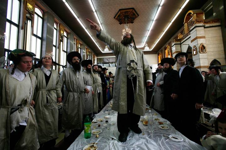 Евреи Москвы и Санкт-Петербурга отметят Пурим
