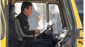 В России станет меньше водителей-мигрантов