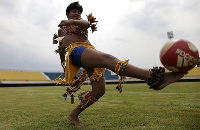 Президент Федерации этноспорта России раскритиковал Всемирные игры коренных народов