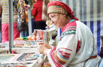 Селфи в традиционном костюме сделают гости первого в Пскове фестиваля этномоды