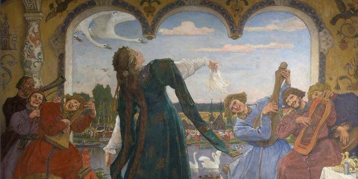 Интерактивная выставка о русском фольклоре откроется в Третьяковской галерее