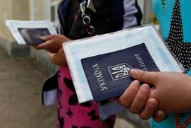 Большинство оставшихся в России трудовых мигрантов приехали из Украины