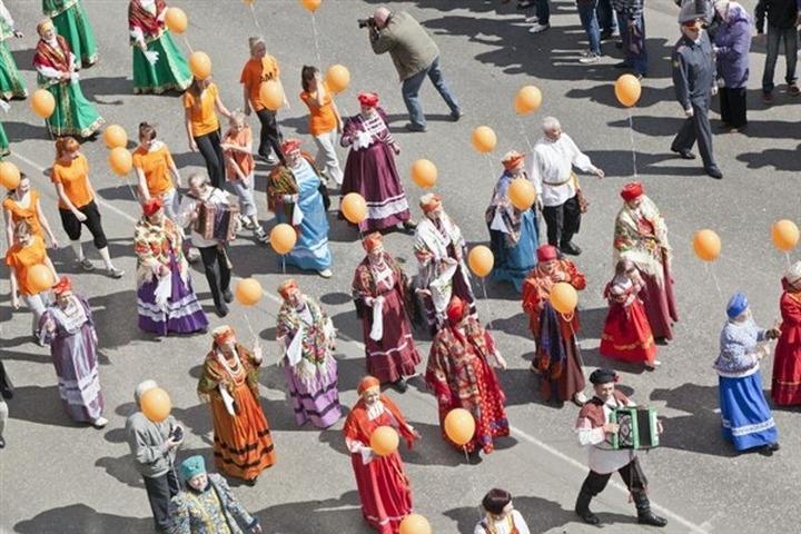 В Южноуральске завершился фестиваль национальных культур