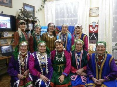 В Башкирии открылся клуб удмуртских женщин