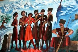"""На """"Ночь искусств"""" в Ингушетии научат ткать войлочные ковры и танцевать лезгинку"""