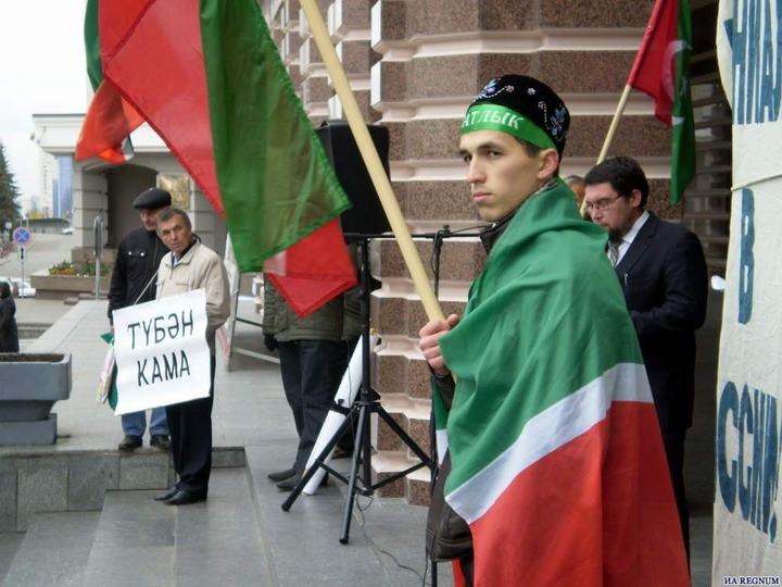 Татарские националисты считают 2013 годом Батыя, покорившего русские города