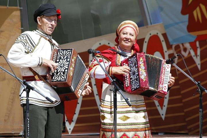 """Конкурс """"Играй, гармонь"""" возвращается в Мордовию"""