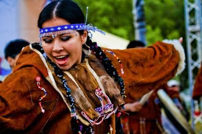 Играть на урилдычах научат в День аборигена на Камчатке