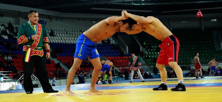 Чемпионат Якутии по хапсагаю пройдет в республике