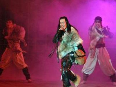 В Хакасии завершился международный фестиваль этнической эстрады