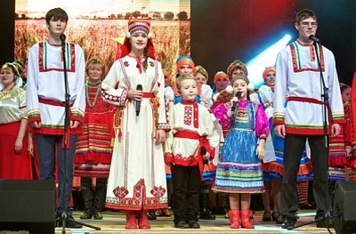 """В Саранске стартовал фестиваль  """"Шумбрат, Мордовия!"""""""