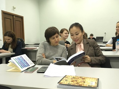 Члены Гильдии межэтнической журналистики повысили свою квалификацию в МГУ
