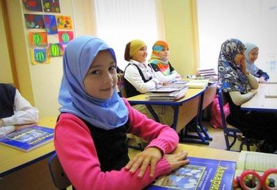 Главный муфтий России попросил президента защитить школьниц в хиджабах