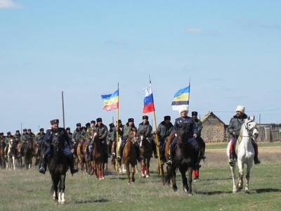 Казачий поход добрался до Кубани