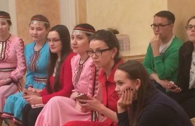 Марийско-удмуртский языковой баттл устроили в Удмуртии