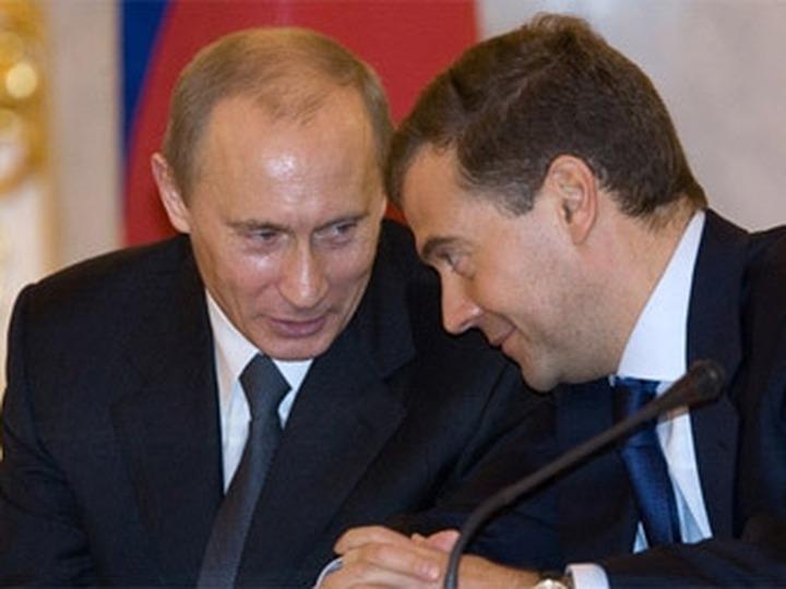 Путин и Медведев поздравили российских мусульман с Курбан-байрамом