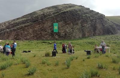 Съезд хакасского народа выступил против угольных разрезов у поселка Шалгинова
