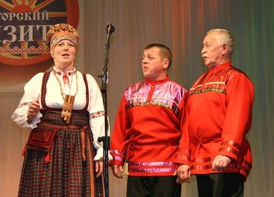 Жителей Будапешта познакомят с традициями коми