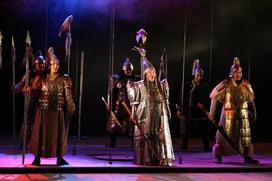 По мотивам якутского олонхо в Китае подготовят театральную постановку