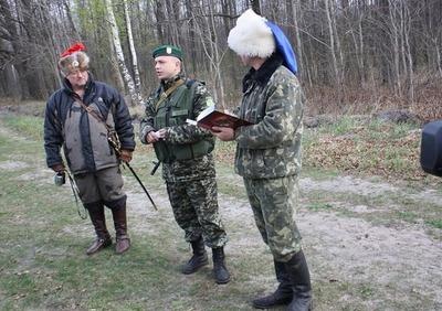 В Москве охранять порядок станет казачья дружина