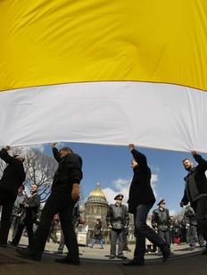 Националист Бармаков: Я сам мусульманин и не стоит бояться русского национализма