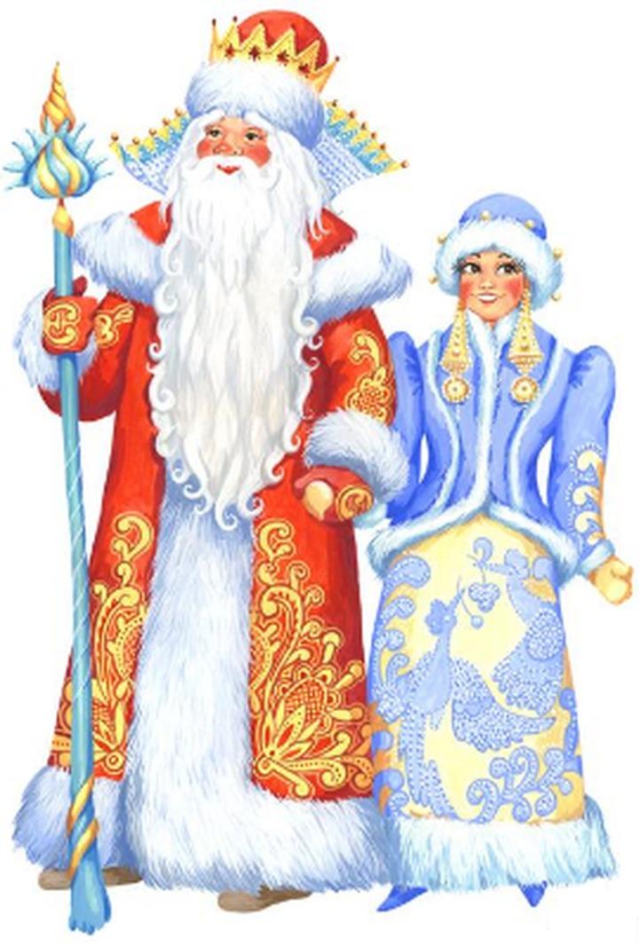 Ульяновскую Снегурочку позовут по-чувашски и по-татарски