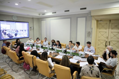 Конференция наставников Школы межэтнической журналистики прошла в Москве