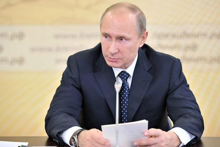 Путин призвал сотрудников ОВД бороться с нелегальной миграцией и следить за ситуацией на Северном Кавказе