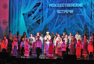 """В Липецке проведут фольклорный фестиваль """"Рождественские встречи"""""""