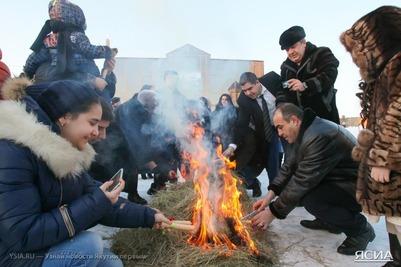 Якутские армяне отпраздновали Терендез