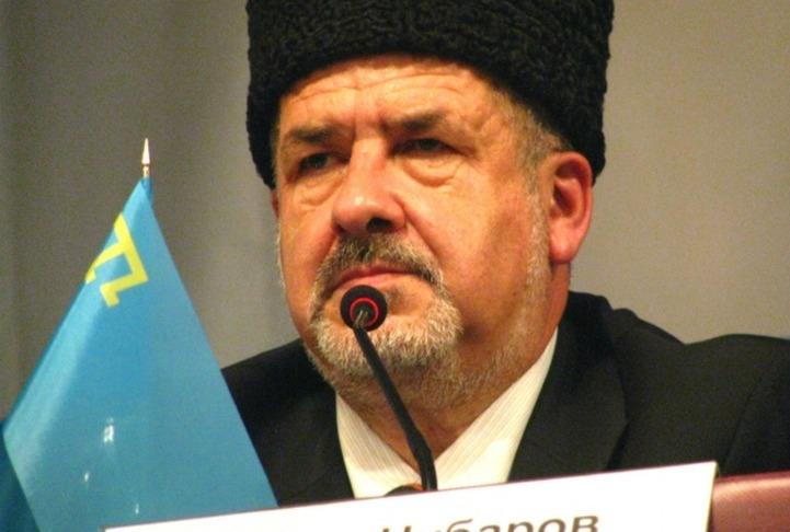 Главе Меджлиса крымских татар Рефату Чубарову запретили въезд в Крым