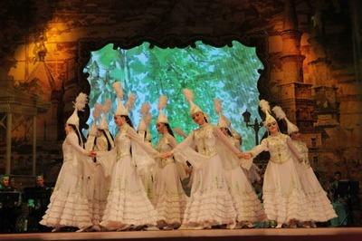 Башкирский ансамбль представит Россию на фольклорном фестивале в Венгрии