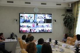 В Общественной палате РФ прошел выпуск студентов Школы межэтнической журналистики