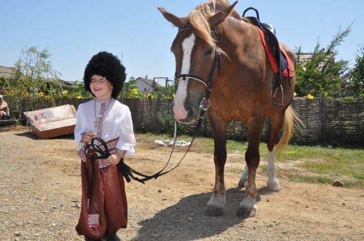 """Казачья станица """"Атамань"""" открывает новый сезон"""
