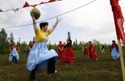 В Мурманской области готовятся к Саамским играм