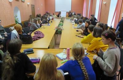 Участники ЭтноSpaсe отпраздновали масленицу
