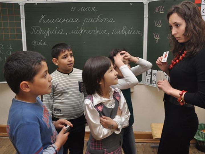 Российских школьников будут воспитывать в духе патриотизма и терпимости к другим национальностям